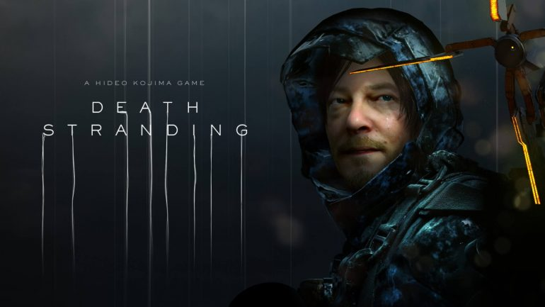 Death Stranding will be coming simultaneously on Steam and Epic Games Store