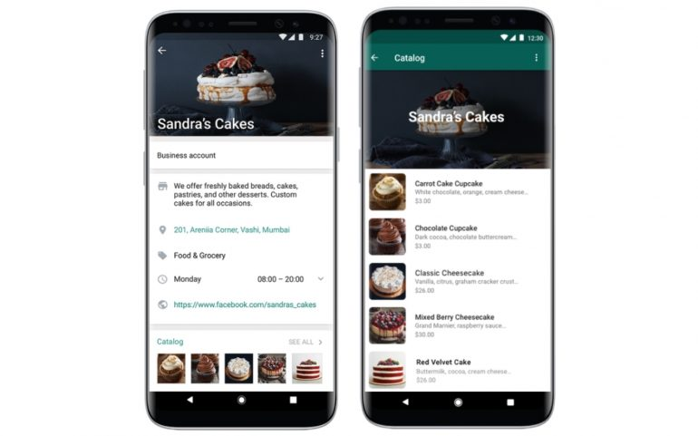 WhatsApp Business Receives Catalogs For Small Business Update