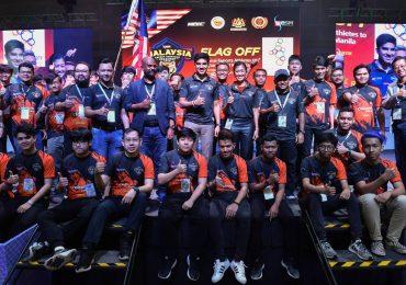 Team Malaysia 2019 SEA Games
