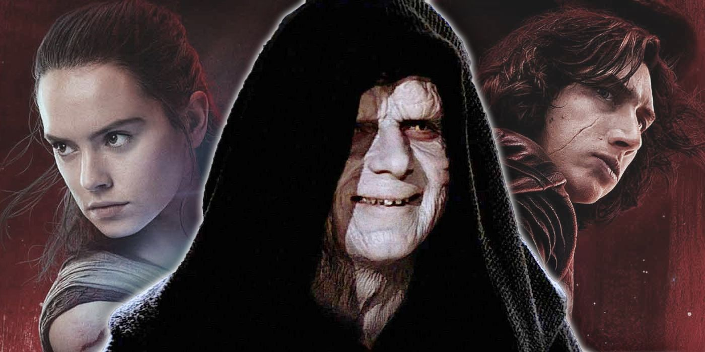 Star Wars The Rise Of Skywalker New Book Explains How Palpatine Came Back To Life