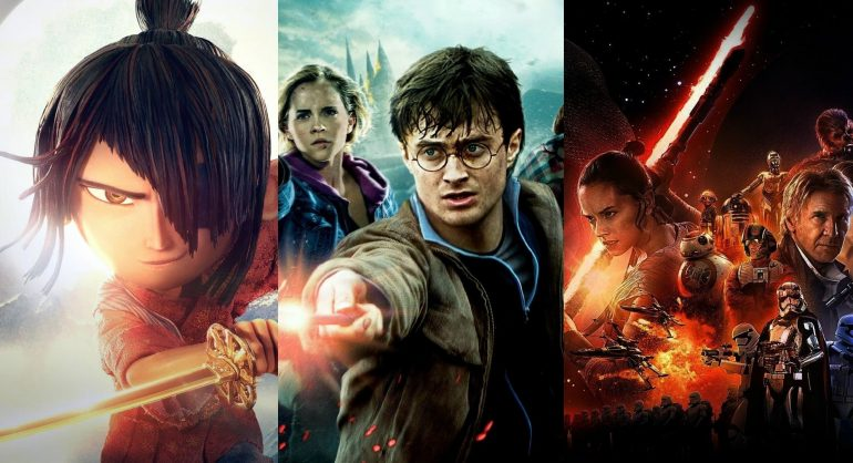 Best fantasy films of the 2010s