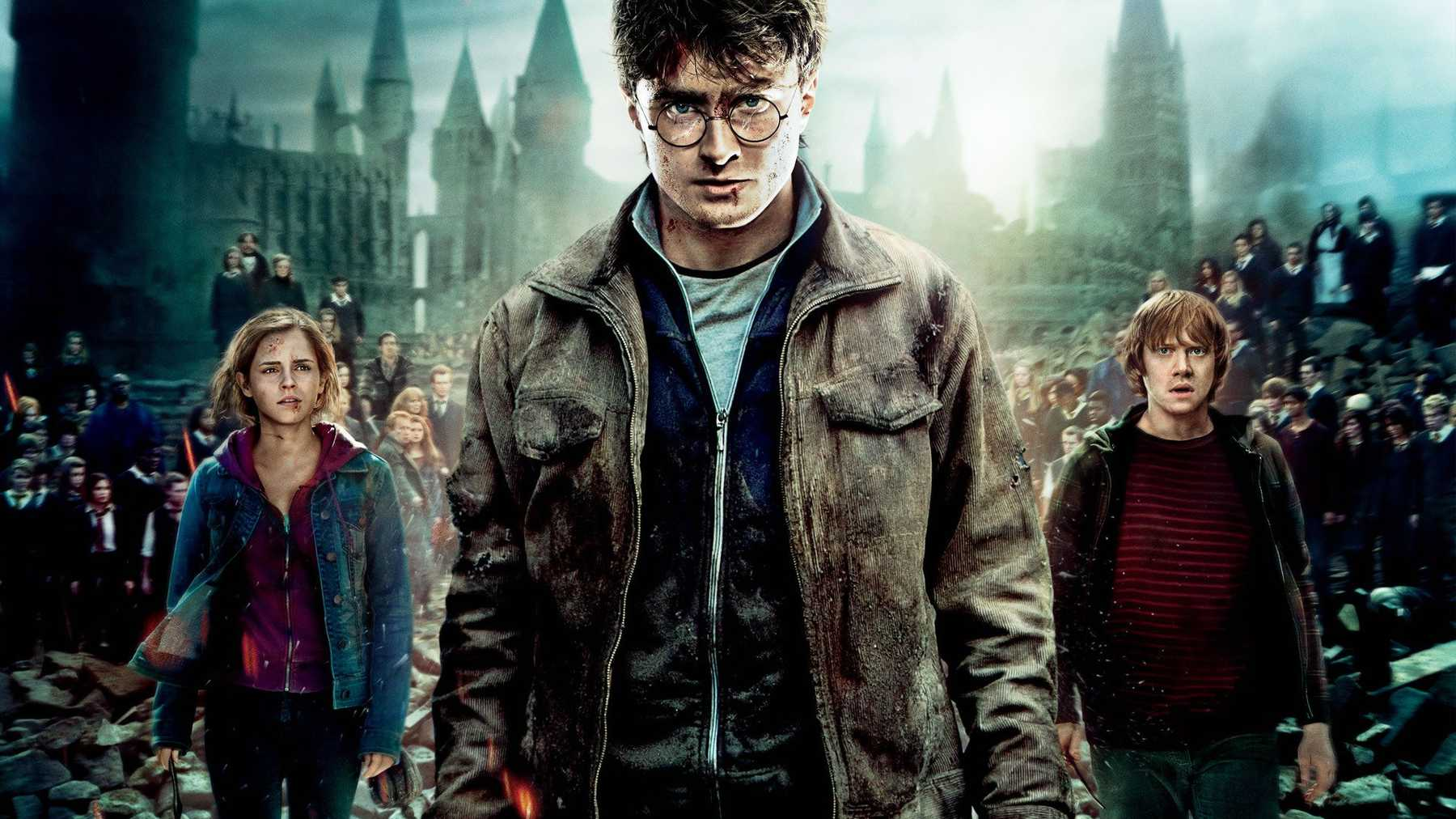 Best fantasy films of the 2010s - Deathly Hallows