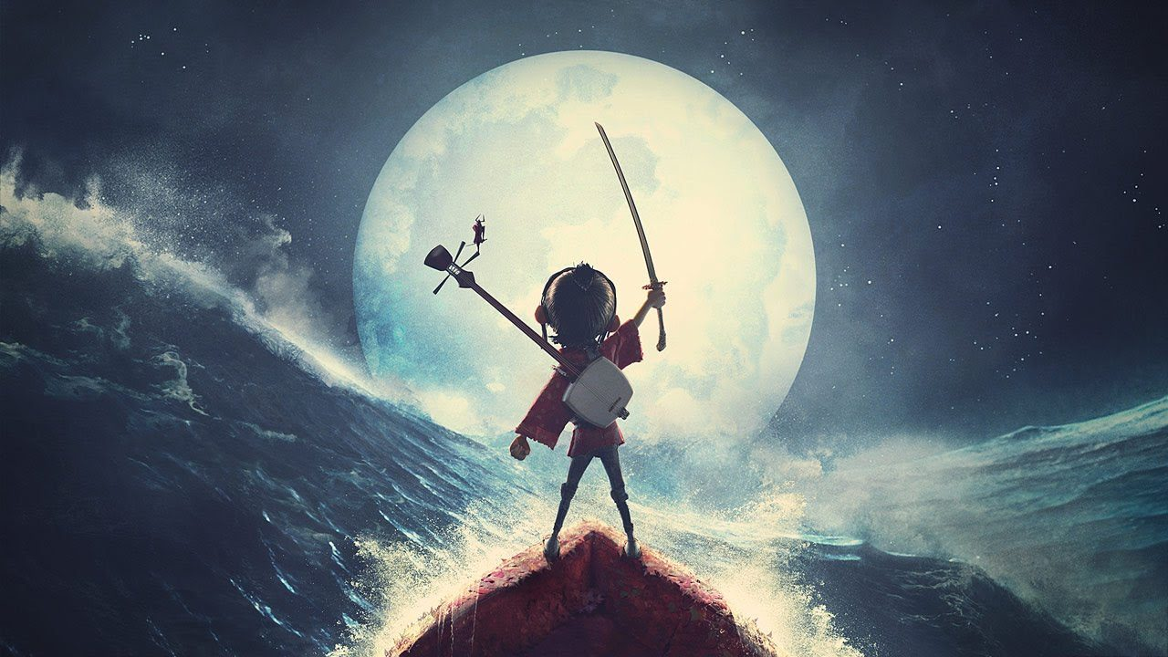 Best fantasy films of the 2010s - Kubo and the Two Strings