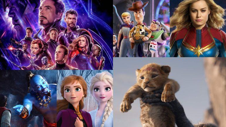 Disney Box Office 2019