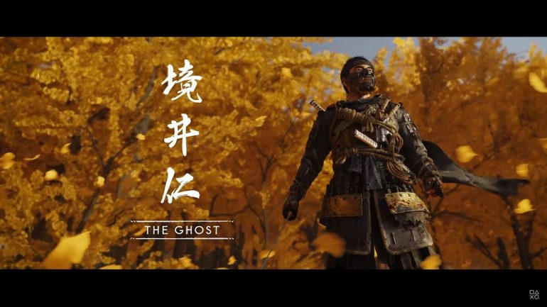 Ghosts of Tsushima Launching Summer 2020