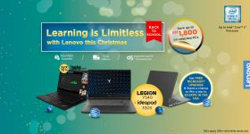 Lenovo Christmas sale 2019