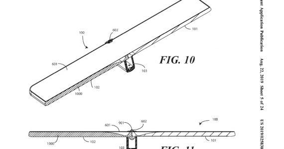 Motorola foldable patent mods