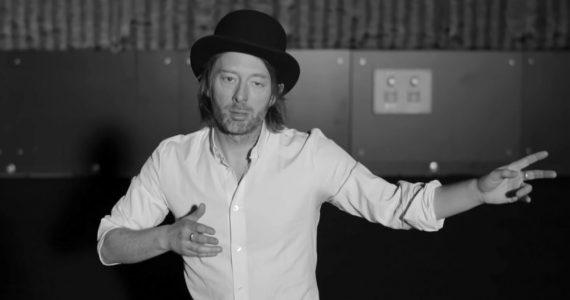 Radiohead Lotus Flower MV
