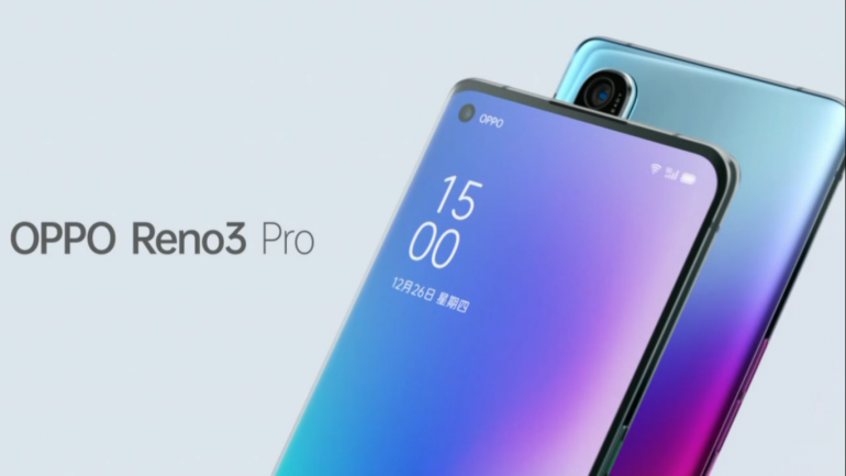 The OPPO Reno3 Pro 5G is the world's first Snapdragon 765G phone