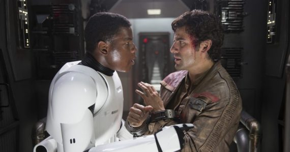 Star Wars: The Rise of Skywalker Finn and Poe