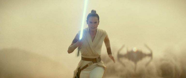 Rian Johnson Star Wars: The Rise of Skywalker