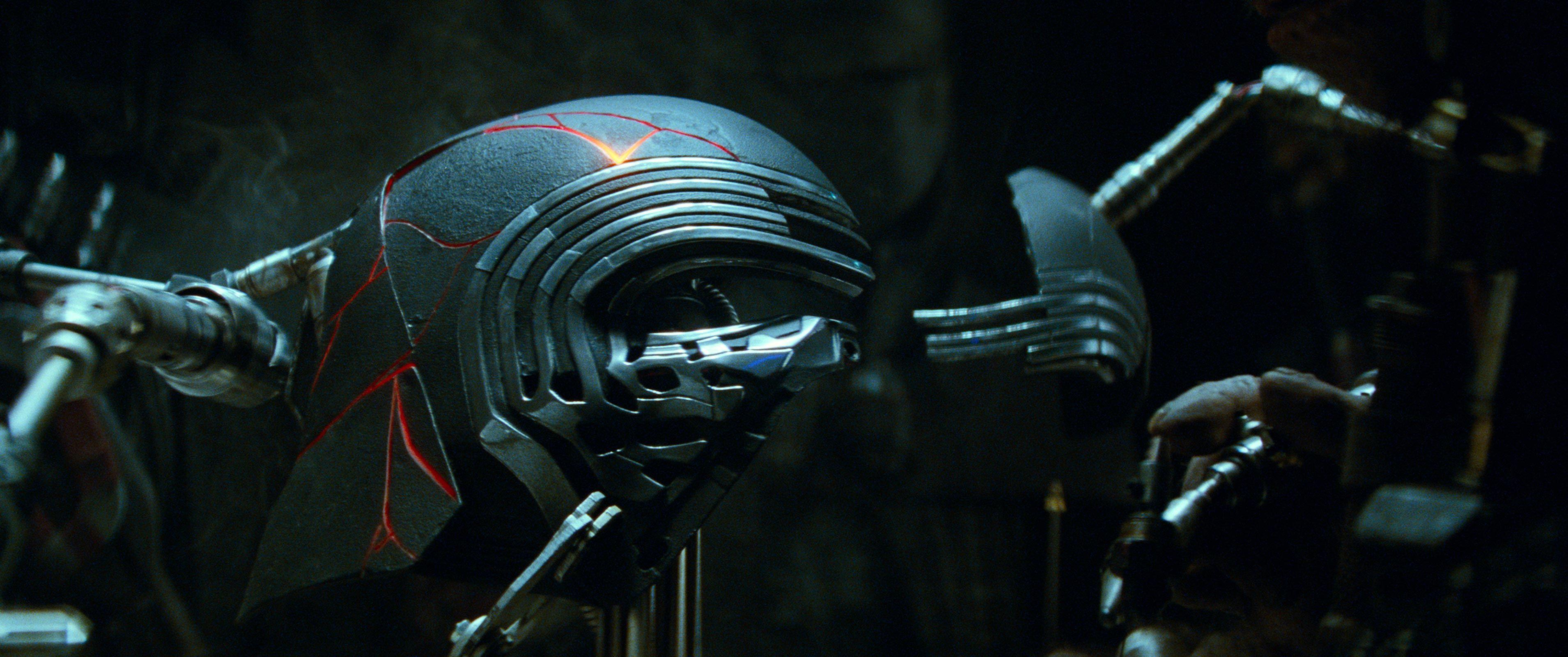 JJ Abrams Star Wars: The Rise of Skywalker