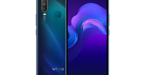 Vivo Y15 2020 Phantom Black