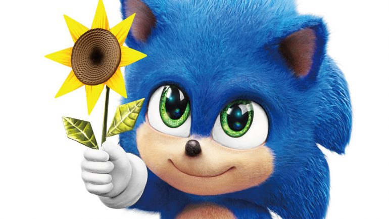 The Latest Sonic The Hedgehog Trailer Reveals: Baby Sonic!
