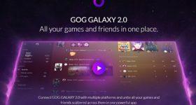 GOG Galaxy 2.0 open beta