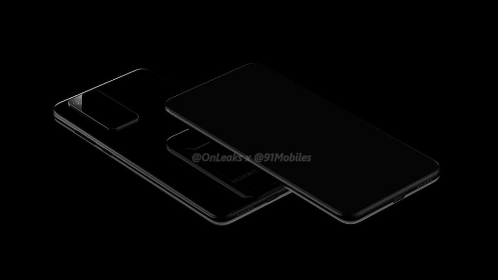 Huawei P40 onleaks