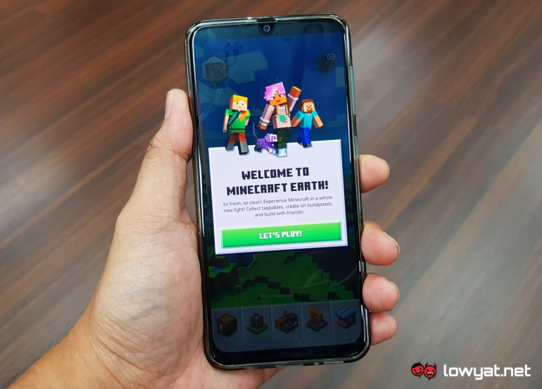 Minecraft Earth Now Available In Malaysia Free To Play On
