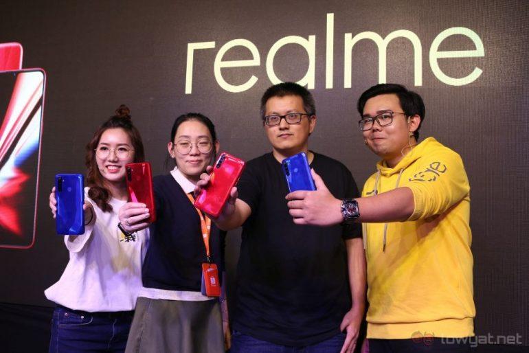 realme 5s launch