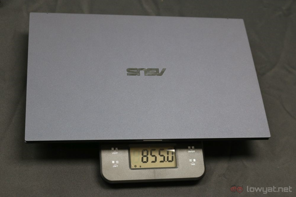 ASUS ExpertBook B9450 weight