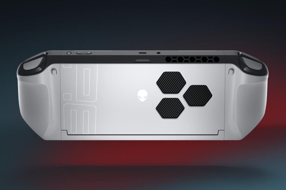 Alienware Concept UFO back