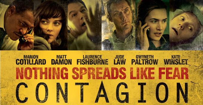 Contagion iTunes