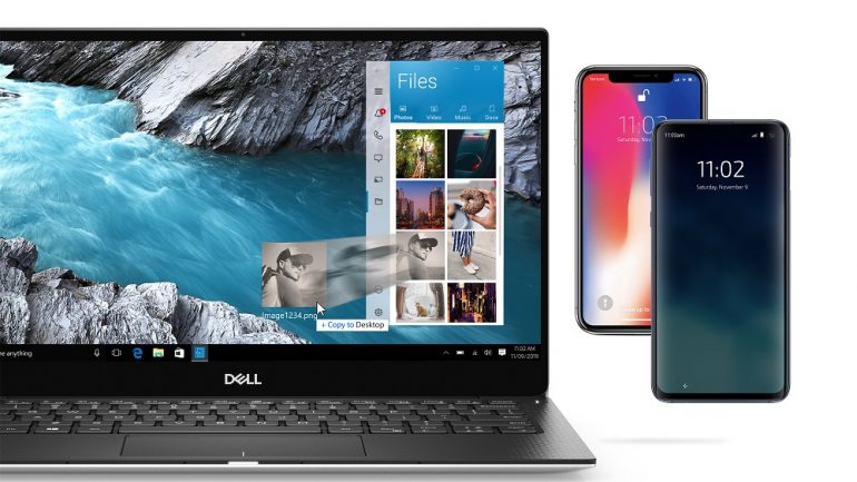 Dell Mobile Connect Will Offer iPhone Screen Mirroring, Wireless File Transfer