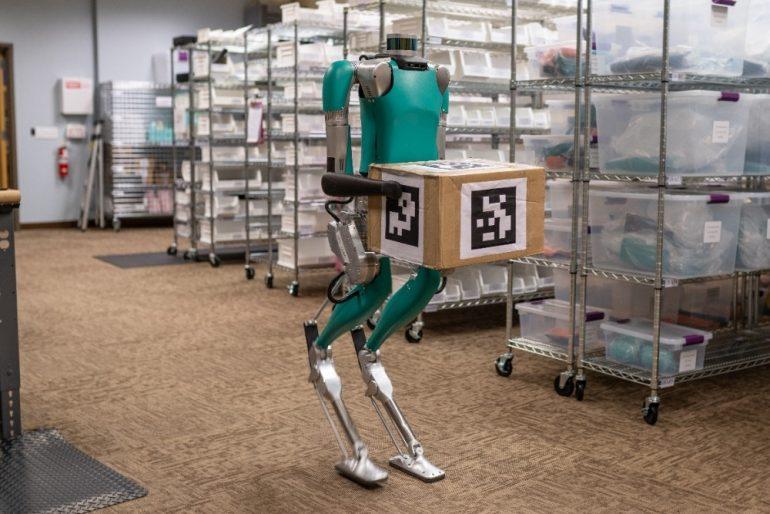 Ford Agility Robotics Digit