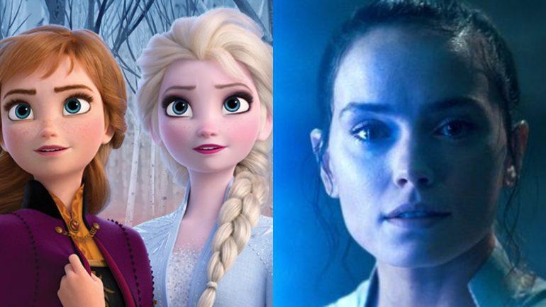 Frozen 2 Star Wars Box Office