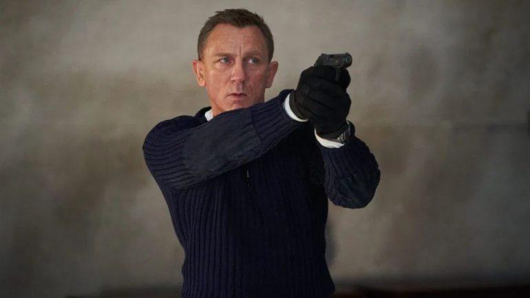 Coronavirus No Time to Die James Bond