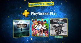 PlayStation Plus February 2020