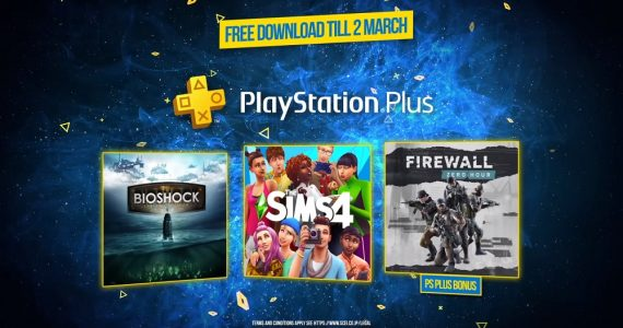 PlayStation Plus February 2020