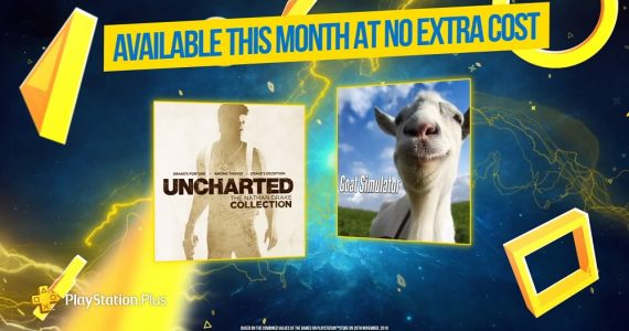 PlayStation Plus January 2020