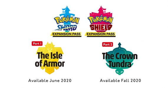 Pokemon Sword And Shield Expansion Pass