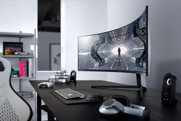 Samsung Odyssey G9 And G7 Are Gaming Monitors With 1000R Curvature ...