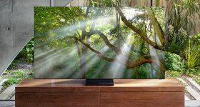 Samsung bezel-less TV 4K