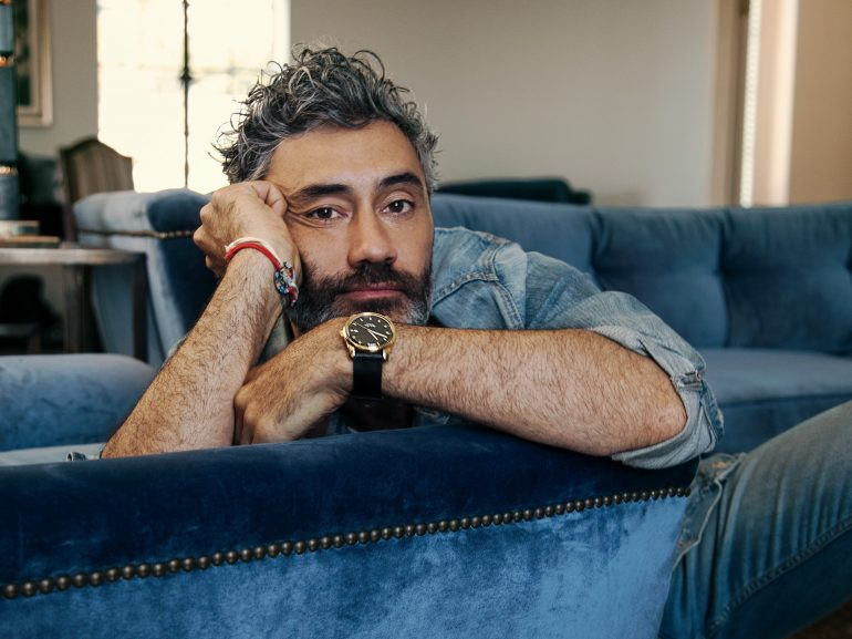 Movie Director Taika Waititi Tells Apple to 'Fix Those Keyboards' at Oscars