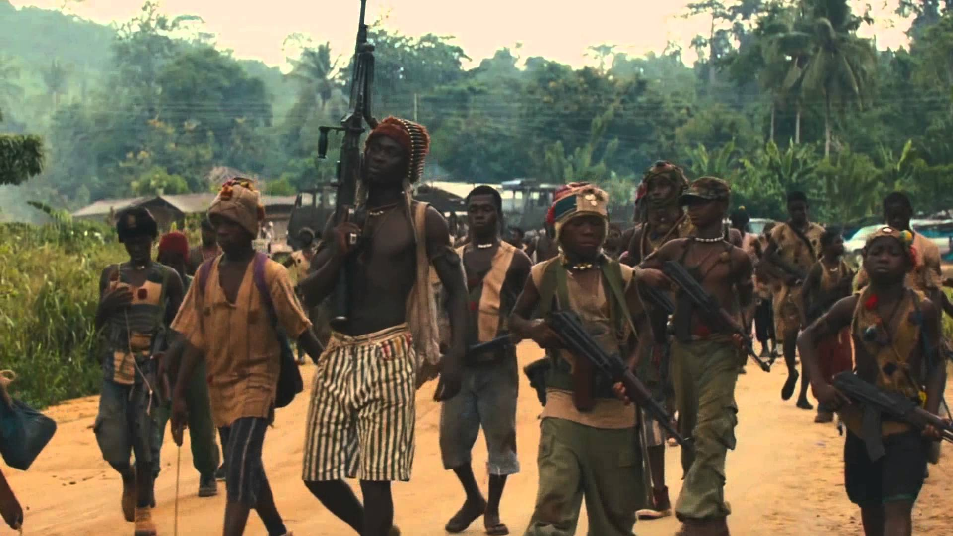 Top 5 Greatest War Films of the 2010s - Beasts of No Nation