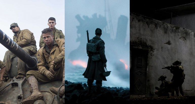 Top 5 Greatest War Films of the 2010s