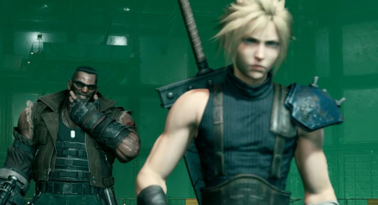 Final Fantasy Vii PlayStation Asia