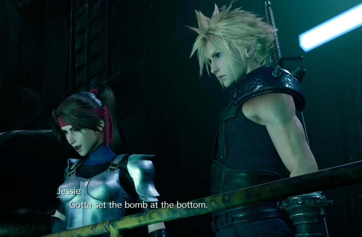 'Final Fantasy VII Remake' Delayed Until April