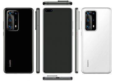 Huawei P40 Pro evleaks