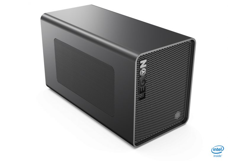 CES 2020: Lenovo Unveils Legion Y740S and eGPU Enclosure