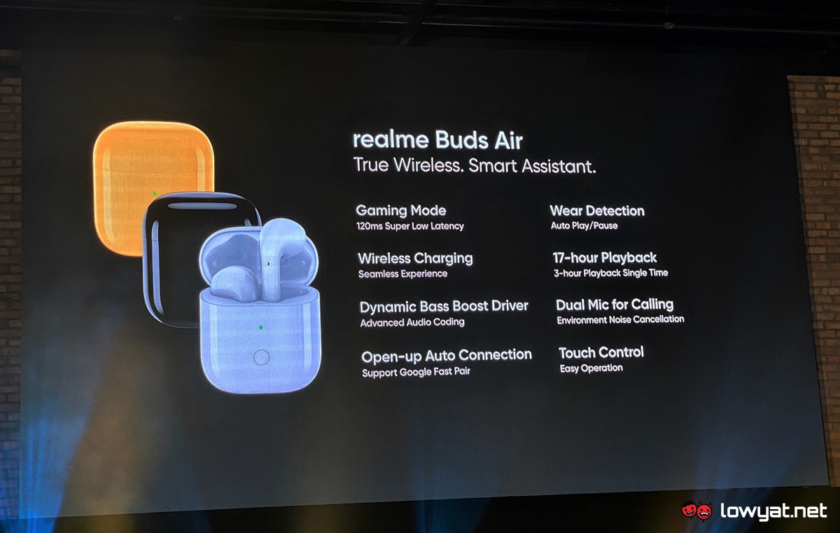 realme Buds Air True Wireless Earbuds Are Coming To