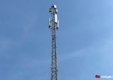 TM 5G base station Langkawi