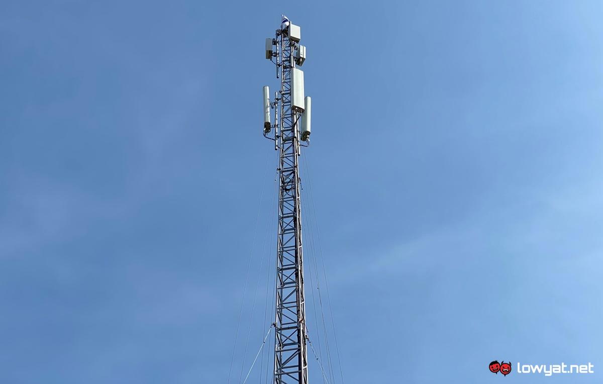 TM 5G base station Langkawi