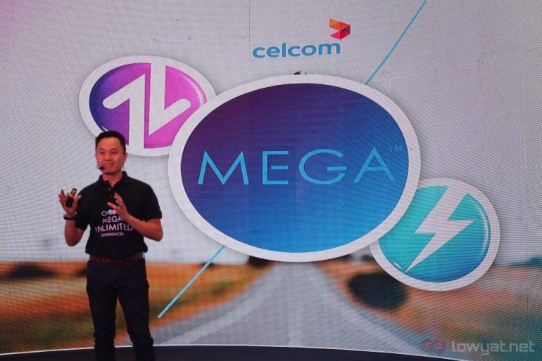 Celcom MEGA postpaid
