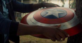 Falcon Captain America MCU