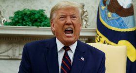 Donald Trump Parasite