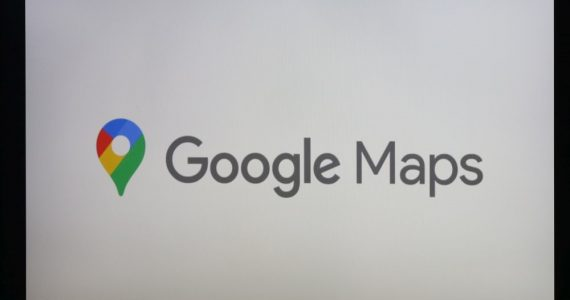 Google Maps new app logo