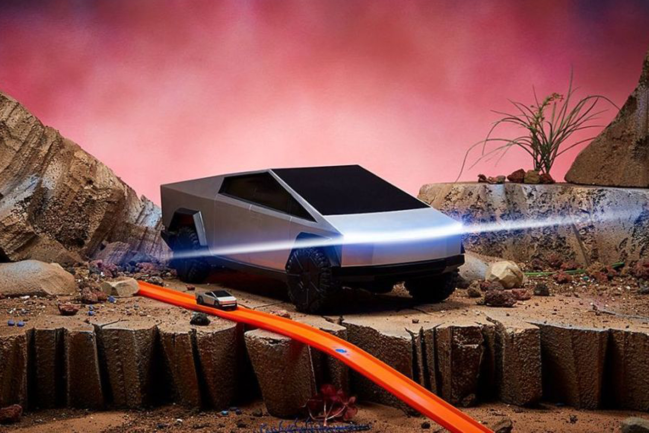 Hot Wheels Announces Tesla Cybertruck RC Toys; Priced At ...